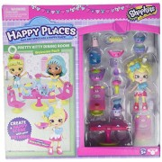 Shopkins Pretty Kitty Dining Room Playset Season 3 Welcome Pack