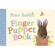 Peter Rabbit Finger Puppet Book, Hardcover
