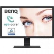 BenQ LED monitor BenQ GL2480, 61 cm (24 palec),1920 x 1080 px 1 ms, TN LED HDMI™, DVI, VGA, na sluchátka (jack 3,5 mm)