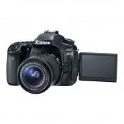 Canon Cámara Réflex Canon EOS 80D con Lente EF-S 18-55mm
