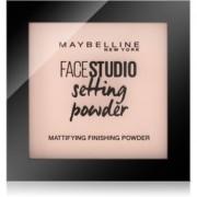 Maybelline Face Studio матираща пудра за всички типове кожа на лицето цвят 03 Porcelain 9 гр.