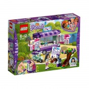 Standul de arta al Emmei LEGO Friends 41332