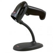 Cititor coduri de bare Honeywell Voyager 1250G, USB, stand, negru