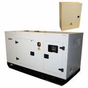 Generator De Curent Insonorizat Senci, Scde 55Ys-Ats, Putere Max. 55 Kva, 400V, Avr, Motor Diesel