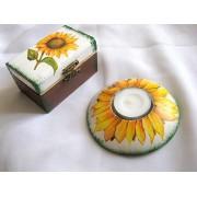 Set cadou floarea soarelui 25683
