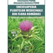 Enciclopedia plantelor medicinale din flora Romaniei Vol. 1+2 - Constatin Parvu