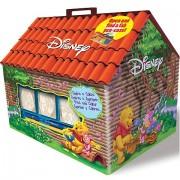 Set creativ de stampile in cutie Winnie the Pooh