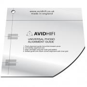 Avid Alignment Gauge SME - pločica za pod.zvučnice