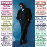 Video Delta Timmons,Bobby - Soul Time - CD