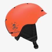 Salomon Helmet Grom junior helm - Oranje - Size: 49