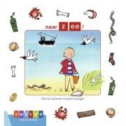 Kleuters samenleesboeken: naar zee! - Elisa van Spronsen