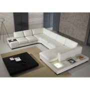 New designs of beautiful living room sofa leather sofa corner sofa and section
