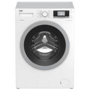 Masina de spalat rufe Beko Stain Expert WTV9734XS0, Motor ProSmart, 9 kg, clasa energetica A+++ (-10%), 1400 rpm, display digital alb, 16 programe, alb