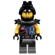 njo392 Minifigurina LEGO Ninjago: Sons of Garmadon-Luke Cunningham njo3