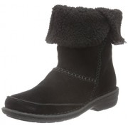 Clarks Women's Avington Grace Black Boots - 5.5 UK/India (39 EU)