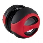 Тонколона Fujitsu Mobile Bluetooth Communication, 1.0, 4W, USB, черно/червена, микрофон