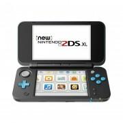 Consola New Nintendo 2DS XL-Negro/Turquesa