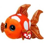 Jucarie De Plus Ty Beanie Boo Sami The Orange Fish