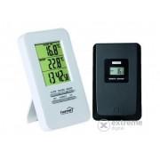 Termometru fara fir cu ceas desteptator Home HC 11, pentru interior si exterior