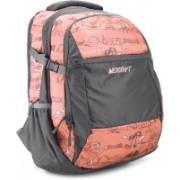 Wildcraft Surf LD Backpack(Pink, Grey)