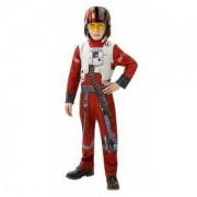 Детски карнавален костюм STAR WARS PILOT POE, Размер М, Rubies, 620264