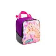 Lancheira Barbie Rock N Royals Roxo - Sestini