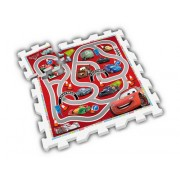 Puzzle play mat Cars