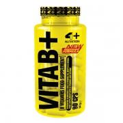 VITA B+ 4+Nutrition - Витамини В6, В9, В12 и бетаин