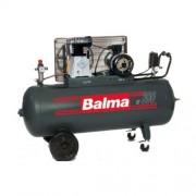 Compresor de aer BALMA NS19S/200 CT4, 400 V, 3 kW, 486 l/min, 10 bar, 200 l