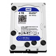 "Western Digital WD Blue WD40EZRZ - Disco rígido - 4 TB - interna - 3.5"" - SATA 6Gb/s - 5400 rpm - buffer: 64 MB"