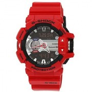 G-Shock Analog-Digital Red Dial Mens Watch - Gba-400-4Adr (G559)