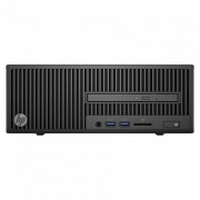 HP Desktop 280 G2 SFF - Intel Core I3-6100 (3.7GHz) - 4 GB DRAM DDR4-2133 - SATA 1TB - W5Y53LT