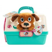Just Play Doc McStuffins Pet Vet On The Go Pet Carrier Findo Playset