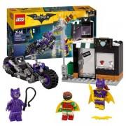 Lobbes LEGO Batman Movie 70902 Catwoman Catcycle Achtervolging