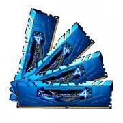 G.Skill 32 GB DDR4-RAM - 2800MHz - (F4-2800C15Q-32GRBB) G.Skill Ripjaws Blue Kit CL15