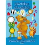 Iskolaba Keszulok - Osszetett Gyakorlatok - Ne pregatim pentru scoala - Activitati complexe hu