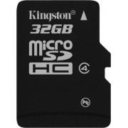Memorija Micro SD 32GB Kingston Class4 bez adaptera, SDC4/32GBSP