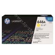 Тонер HP 646A за CM4540, Yellow (12.5K), p/n CF032A - Оригинален HP консуматив - тонер касета