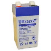 Akumulator Ultracell SLA 4V 4,5Ah