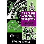 Why Is This Night Different from All Other Nights?, Hardcover/Lemony Snicket