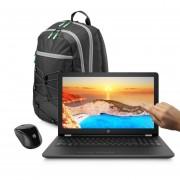 Notebook Hp Amd A12 Quad Core 8gb 1tb Radeon R7 Pantalla Touch C/mochila Y Mouse De Regalo