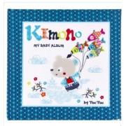Album Bebe Azul Kimono Tuc Tuc