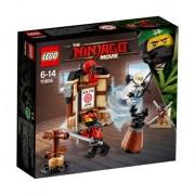 Lego ninjago movie addestramento spinjitzu