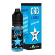 Vap'Fusion E-liquide au CBD 100 mg et aux terpènes de cannabis Candy Jack (Vap'Fusion)