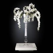 Aranjament floral VASE MADAME BUTTERFLY, 160cm