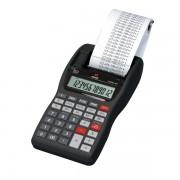 Calcolatrice scrivente Logos 301 Olivetti B8969000/B4621000 - 232618 Cifre display 12 - Colore nero - Dimensioni 191x97,7x42 mm - Conf 1 - B8969000/B4621000
