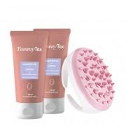 TummyTox Slimming Gel 2x + masajeador anticelulítico GRATIS