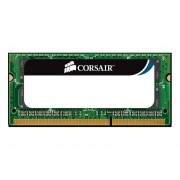 Memoria Ram DDR3 Sodimm Corsair 1333 MHz 4 GB PC3-10600 (CMSO4GX3M1A1333C9)-Negro