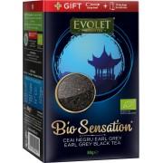 Ceai Bio Sensation Negru Earl Grey, 80g, Vedda
