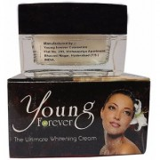 Young Forever the Ultimate Whitening Cream 100g (Pack Of 1)